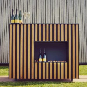 Vinifika - mobiele wijnbar